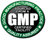 GMP Certified & practices