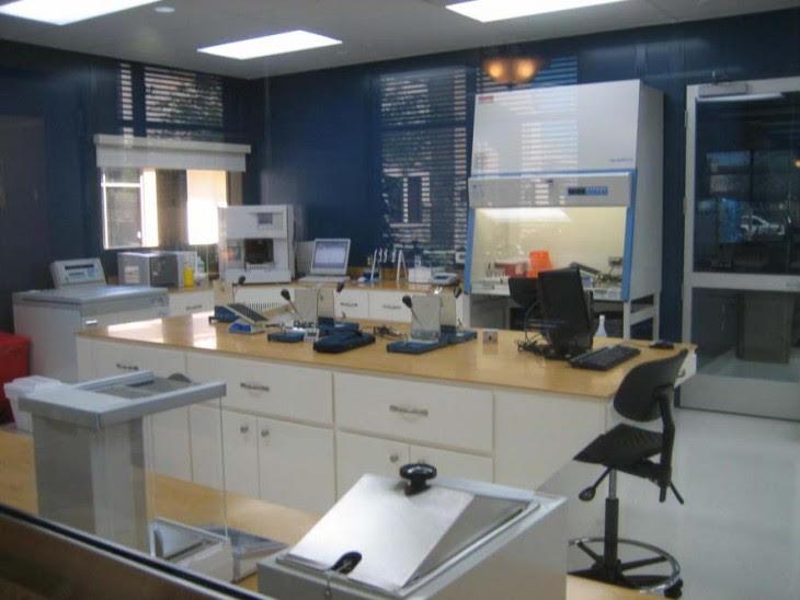 Hybrid Modular Cleanroom